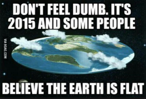 Flat Earth Crazy