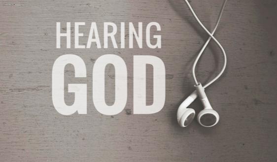 why do i not hear God